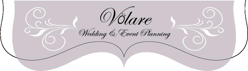 Volare Wedding & Event Planning logo